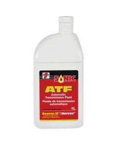 SONIC ATF Dexron III transmission oil