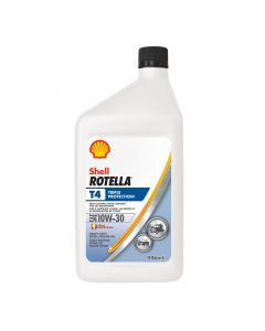 Rotella T4 Triple Protection 10W30 Engine Oil CK-4